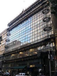 Glass facade design office building Roof Full Size Business Wire San Franciscos Urban Design Community Celebrates Restored Hallidie