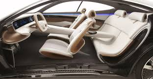 Who Designs Hyundai Cars Hyundai Conceives New Interior Design With Le Fil Rouge