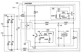 patent us converter inverter full bridge ballast circuit patent drawing