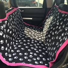 dog seat covers for leather seats def making this diy car seat cover for dogs hammock