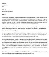 Letter Of Intent Template Graduate School Letter Of Intent Template