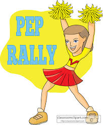 Image result for PEP RALLY