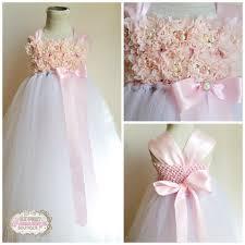 flower girl dress vintage