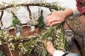 diy wedding chandelier a la crate als diy bird mobile hanging birds how to make baby chandelier paper flowers
