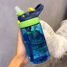 Online Shop <b>New 500ML 4 Colors</b> Baby Water Bottles Infant ...