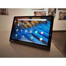 Máy tính bảng Lenovo Yoga Smart Tab 10.1- Loa JBL Kép || Pin Siêu trâu hơn  15h sử dụng Pin siêu tốt tại Playmobile