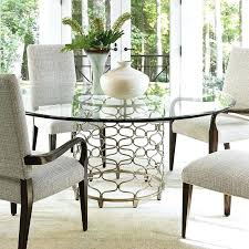 architecture round glass top dining table small pertaining to decor 1 room 72 40 4 outdoor
