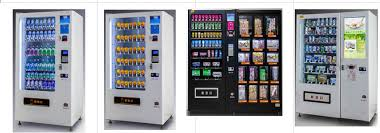 Vending Machine China