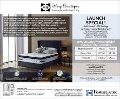 Furniture Warehouse Kitchener Promotions Best Mattresses Sealy Posturepedic