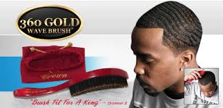 crown hair brush. the best moisturizer for getting waves would have to be olive oil hair lotion. crown brush l