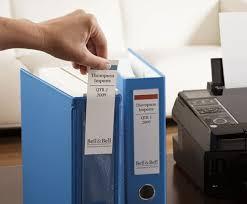 binder spine labels replacement spine labels and plastic spine pockets