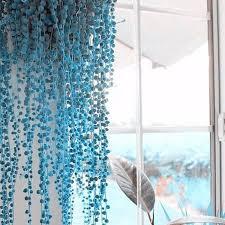 graine ce 50pcs rareperle bleue chlorophytum graines plante