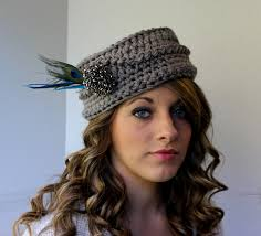 Free Crochet Hat Patterns For Women Magnificent Crochet Pillbox Hat Pattern Vintage Inspired Photo