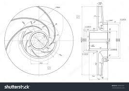 1500x1060 engineering drawing of ponents vector eps10 Ð Ð Ð Ð Ð