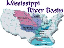 Image result for the Atlantic Coast to the Mississippi River.