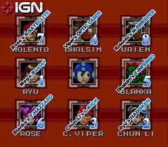 Bosses Street Fighter X Mega Man Wiki Guide Ign