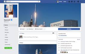 facebook cover photo on puter