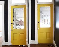 glass front doors. Glass Front Door Privacy And Doors