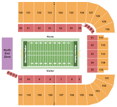 Buy Boise State Broncos Football Tickets Front Row Seats