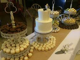 Dessert Table Decadence Fine Cakes Confections