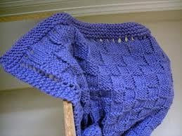 Easy Baby Blanket Knitting Patterns For Beginners Mesmerizing Easy Baby Blanket Knitting Patterns For Beginners Crochet And Knit