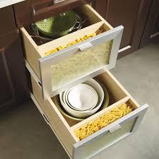 Thomasville Nouveau Custom Kitchen Cabinets Shown In Industrial