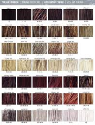 Wig Color Chart Codes Code Mono Hairpower Ellen Wille Straight Hair Long Wigs