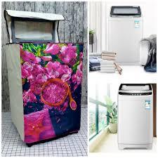 Tấm Che Phủ Máy Giặt Áo Trùm Máy Giặt Cửa Trên Cao Cấp giá cạnh tranh