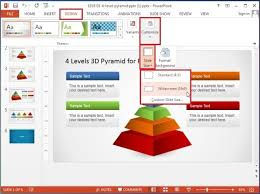 Design For Powerpoint 2013 How To Edit The Size Of A Slide In Powerpoint 2013