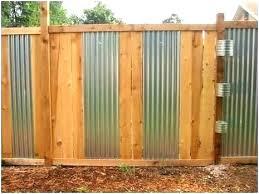 corrugated metal fence panels corrugated fence panel corrugated metal fence privacy wood fence corrugated metal privacy