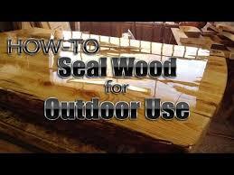 Durable Outdoor Finish  YouTubeOutdoor Furniture Sealer