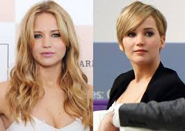 jennifer lawrence short hair yes or no or maybe