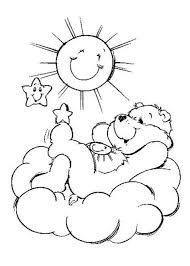 Small Picture Funshine bear coloring pages Hellokidscom