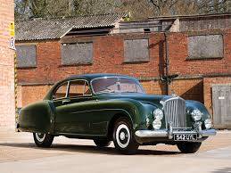Immaculate Bentley R-Type Continental Is A Car Fit For 007 ...