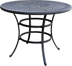 60 round dining table dining height tables patio 60 round patio table with lazy susan