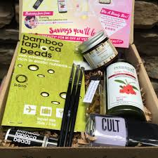 march vegan cuts beauty box