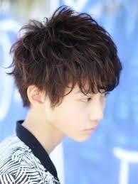 エアブラストスピニングカールメンズ髪型 Lipps 表参道mens