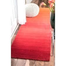 red runner rug handmade contemporary red runner rug red runner rug 10
