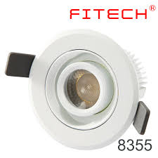 Fisheye Recessed Light 4w Multi Spot Invisible Trim Led Recessed Lighting With