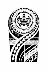 Polynesian Tattoos Black And White Polynesiantattoos татуировки