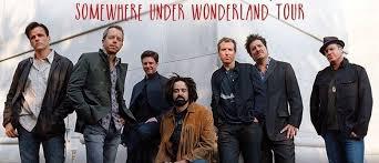 <b>Counting Crows</b> - <b>Somewhere</b> Under Wonderland Tour - Eventfinda