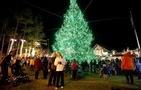 Freeport Maine Light Festival Sparkle Celebration Freeport Maines Sparkle Weekend