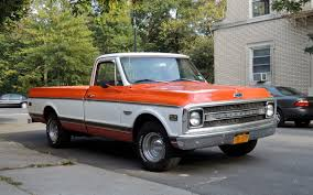 1970 Chevrolet Pickup - Information and photos - MOMENTcar