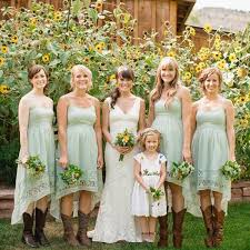 Gown Wedding Dress Picture  More Detailed Picture About 2015 Country Western Style Bridesmaid Dresses