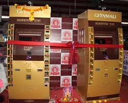 Jewelry Vending Machine New Diamondsnet Gitanjali Launches Jewelry Vending Machine At Lal