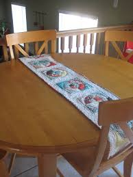 Quilted Table Runner-tutorial &  Adamdwight.com