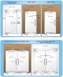 glass door patch fittings large image