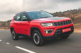 Is the jeep compass really a jeep? 2021 Jeep Compass Trailhawk 360 Degree Camera Sportier Looks