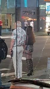 hooker boots. Hawaiian Shirt And Hooker Boots