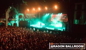 Aragon Seating Chart Chicagos Premier Music Venue To Be Renamed Byline Bank